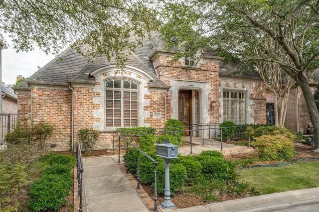 12013 Edgestone Road, Dallas, TX 75230 (MLS #14629636) :: The Mauelshagen Group