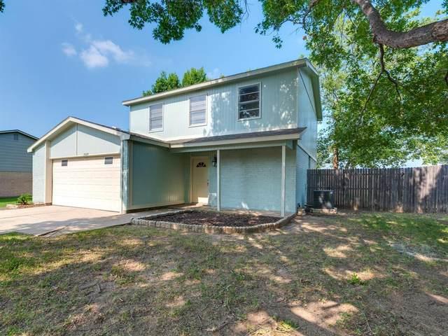 7009 Green Ridge Trail, North Richland Hills, TX 76182 (MLS #14629638) :: 1st Choice Realty