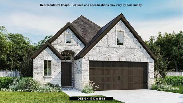 8116 San Bernard Trail, Mckinney, TX 75071 (MLS #14629660) :: Real Estate By Design