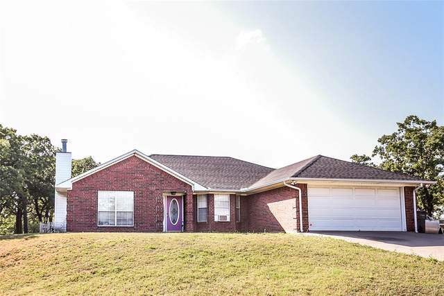 107 Country Club Drive, Nocona, TX 76255 (MLS #14629665) :: Real Estate By Design