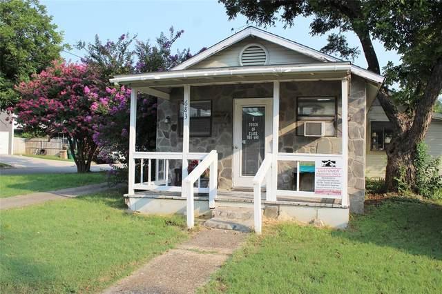 683 W Tarleton Street, Stephenville, TX 76401 (MLS #14629673) :: The Krissy Mireles Team