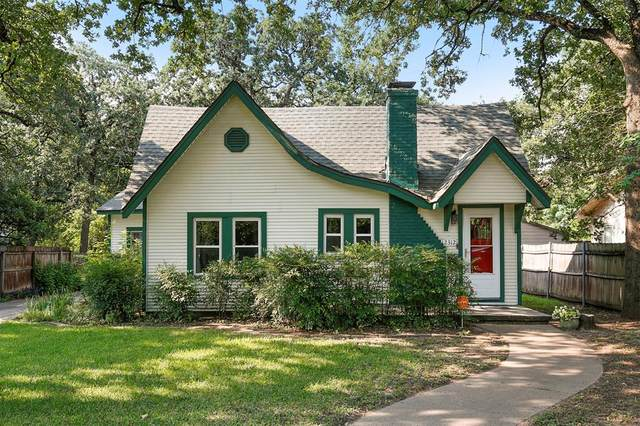 2312 Carnation Avenue, Fort Worth, TX 76111 (MLS #14629684) :: The Chad Smith Team