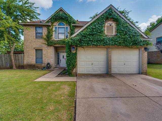 300 Meandering Way, Glenn Heights, TX 75154 (MLS #14629700) :: The Chad Smith Team