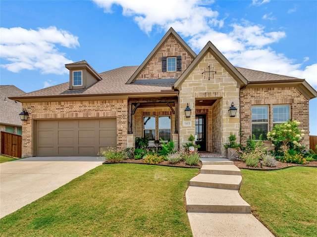 1413 Bird Cherry Lane, Celina, TX 75078 (MLS #14629701) :: Feller Realty