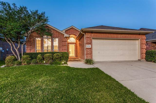 8729 Bloomfield Terrace, Fort Worth, TX 76123 (MLS #14629716) :: Rafter H Realty