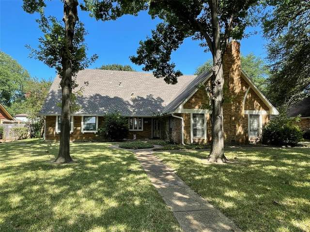441 Frankie Lane, Lewisville, TX 75057 (MLS #14629733) :: Russell Realty Group