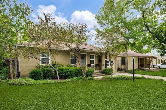 2709 W Bewick Street, Fort Worth, TX 76109 (MLS #14629758) :: Front Real Estate Co.