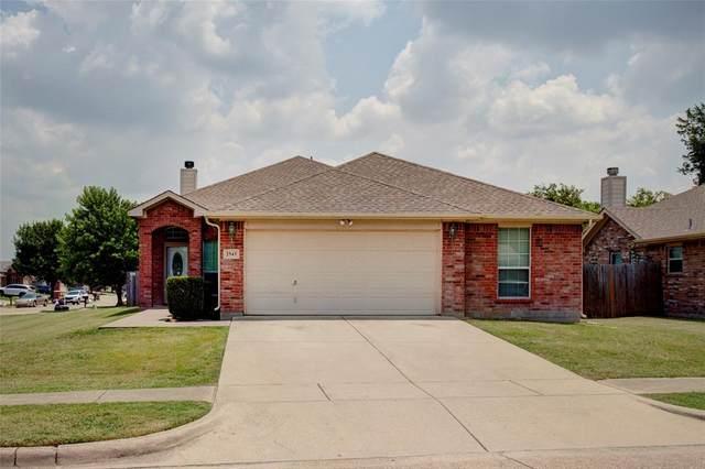 2543 Hillcrest Lane, Grand Prairie, TX 75052 (MLS #14629777) :: The Rhodes Team