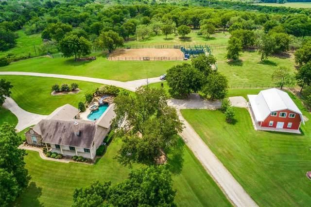 10865 County Road 1250, Corsicana, TX 75110 (MLS #14629782) :: Crawford and Company, Realtors