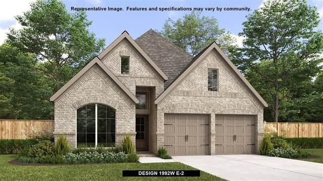 8216 San Bernard Trail, Mckinney, TX 75071 (MLS #14629795) :: Real Estate By Design