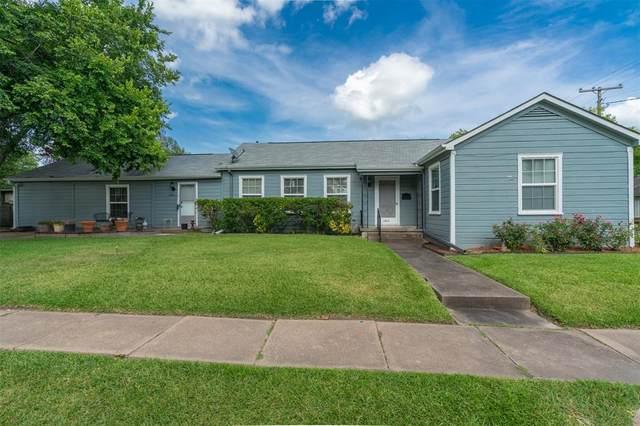 1404 Arp Street, Commerce, TX 75428 (MLS #14629799) :: Wood Real Estate Group
