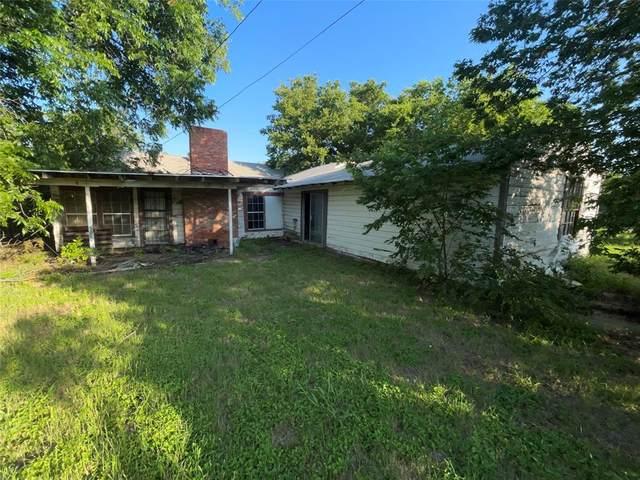 1025 La Monte Drive, Brownwood, TX 76801 (MLS #14629810) :: RE/MAX Landmark