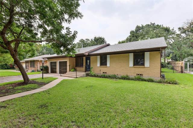 1009 Kings Row, Denton, TX 76209 (MLS #14629851) :: Real Estate By Design