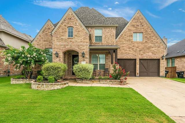 11340 Yucca Drive, Frisco, TX 75035 (MLS #14629874) :: The Chad Smith Team