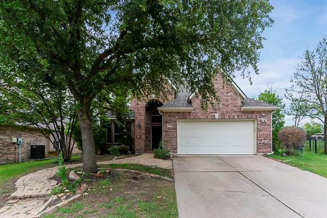 10333 Grayhawk Lane, Fort Worth, TX 76244 (MLS #14629885) :: Real Estate By Design