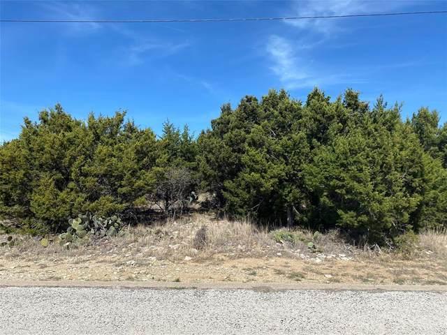 Lot 48 Inverness Drive, Graford, TX 76449 (MLS #14629892) :: The Chad Smith Team