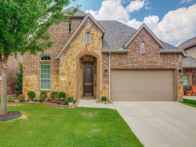 10420 Old Eagle River Lane, Mckinney, TX 75072 (MLS #14629897) :: DFW Select Realty