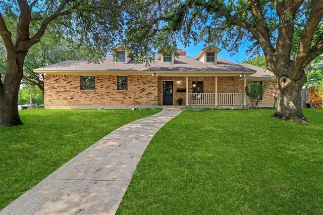 8020 Bobwhite Drive, Frisco, TX 75034 (MLS #14629909) :: Real Estate By Design