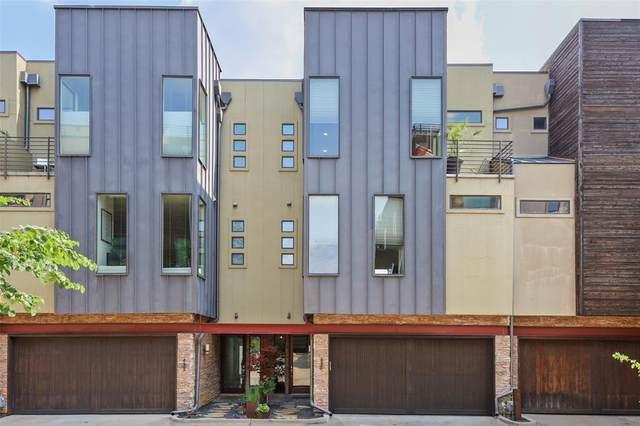 435 Trinity River Circle, Dallas, TX 75203 (MLS #14629931) :: Real Estate By Design