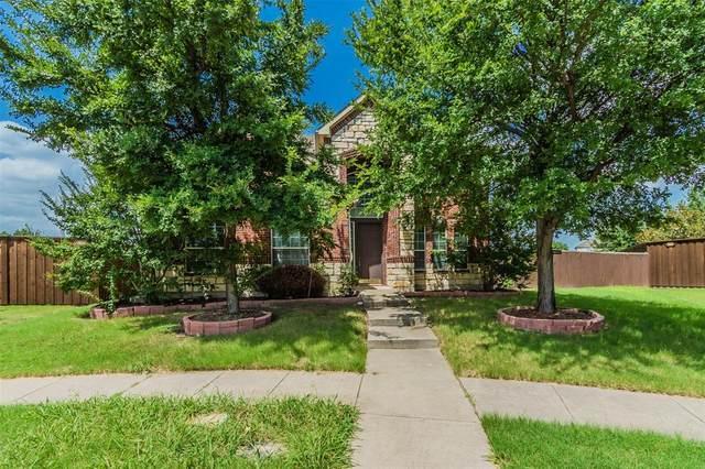 4470 Republic Drive, Frisco, TX 75034 (MLS #14629943) :: Real Estate By Design