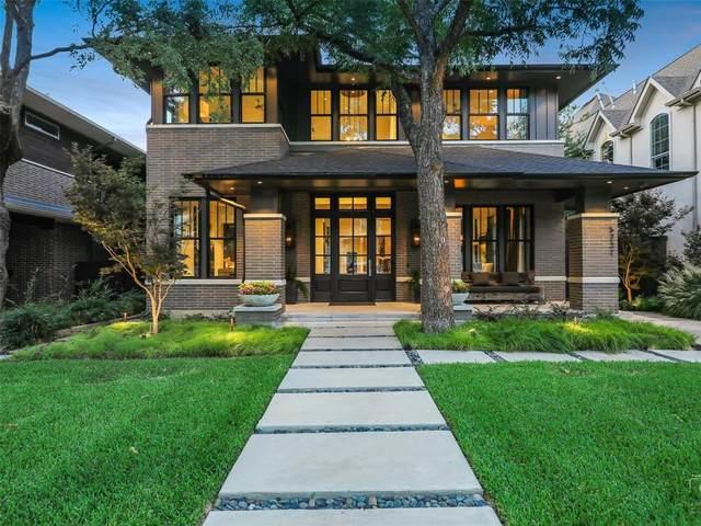 5231 Willis Avenue, Dallas, TX 75206 (MLS #14629951) :: Wood Real Estate Group
