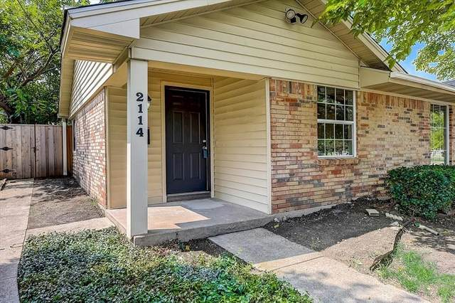 2114 Placid Drive, Carrollton, TX 75007 (MLS #14629955) :: The Good Home Team