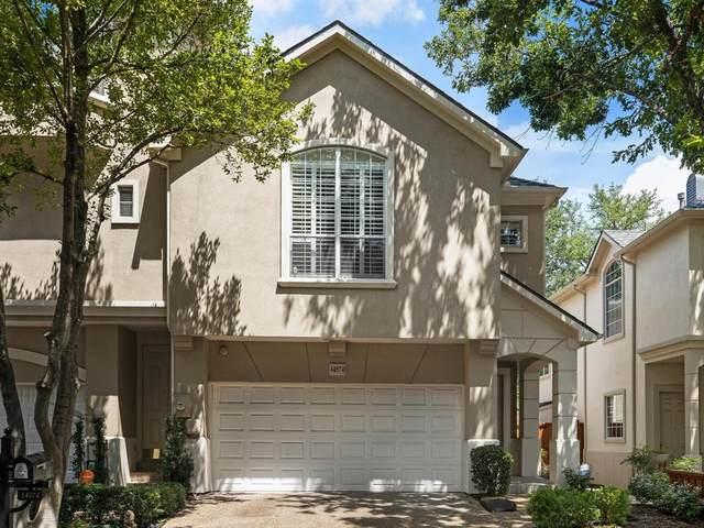 14574 Berklee Drive, Addison, TX 75001 (MLS #14629961) :: Real Estate By Design