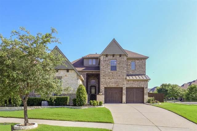 600 Sandy Lane, Flower Mound, TX 75022 (MLS #14629965) :: Real Estate By Design