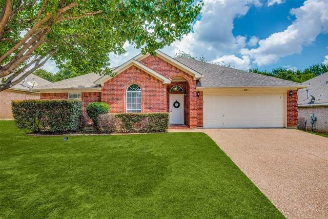 610 Everglade Drive, Mansfield, TX 76063 (MLS #14629991) :: 1st Choice Realty