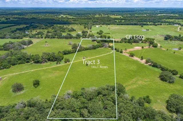 TRACT 3 Vz County Road 1502, Van, TX 75790 (MLS #14629995) :: Crawford and Company, Realtors