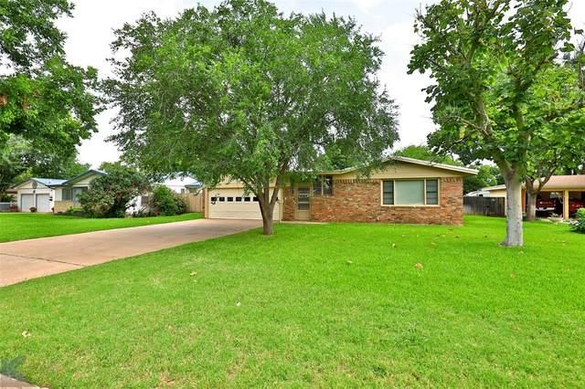 4258 S 5th Street, Abilene, TX 79605 (MLS #14630020) :: The Chad Smith Team