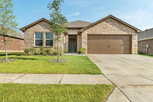 2311 French Street, Fate, TX 75189 (MLS #14630021) :: Premier Properties Group of Keller Williams Realty