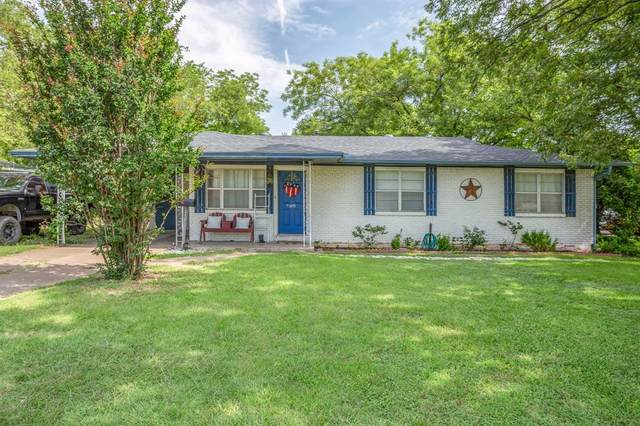 1435 Lingleville Road, Stephenville, TX 76401 (MLS #14630031) :: 1st Choice Realty
