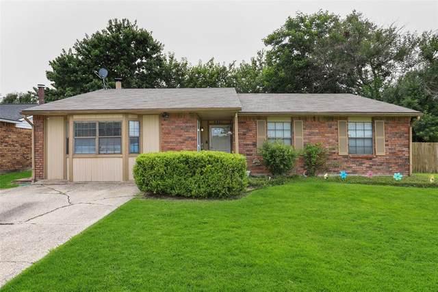 5501 Briarcrest Drive, Garland, TX 75043 (MLS #14630038) :: The Krissy Mireles Team