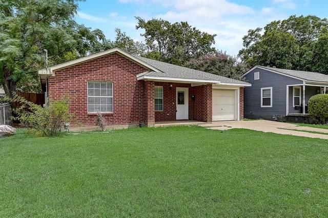 6636 Lockheed Avenue, Dallas, TX 75209 (MLS #14630048) :: Real Estate By Design