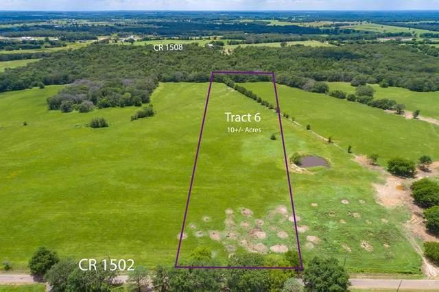 TRACT 6 Vz County Road 1502, Van, TX 75790 (MLS #14630068) :: The Mauelshagen Group
