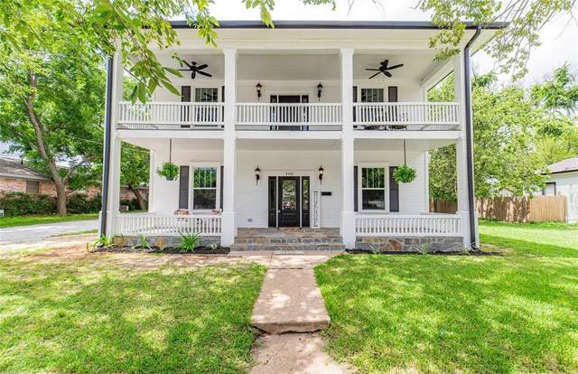 408 E Tarrant Street, Bowie, TX 76230 (MLS #14630074) :: Rafter H Realty