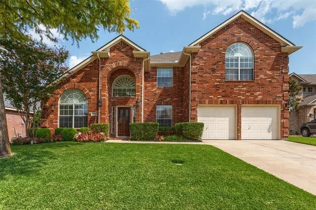 2405 Kentmere Lane, Mckinney, TX 75072 (MLS #14630087) :: Real Estate By Design