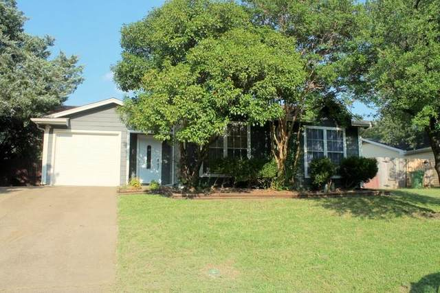 4807 Sugar Tree Court, Arlington, TX 76017 (MLS #14630100) :: The Mauelshagen Group
