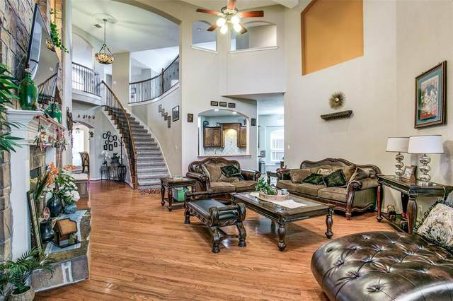 8821 Calistoga Springs Way, Plano, TX 75024 (MLS #14630118) :: DFW Select Realty
