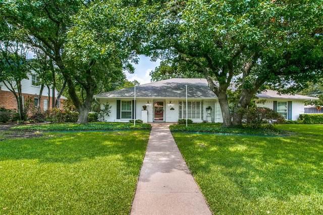 4533 Myerwood Lane, Dallas, TX 75244 (MLS #14630120) :: Premier Properties Group of Keller Williams Realty
