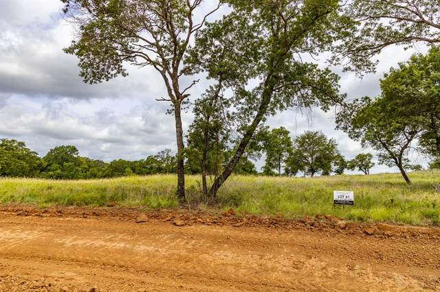 587 Old Agnes Road, Weatherford, TX 76088 (MLS #14630121) :: Real Estate By Design