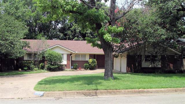 5712 Wedgworth Road, Fort Worth, TX 76133 (MLS #14630129) :: Real Estate By Design