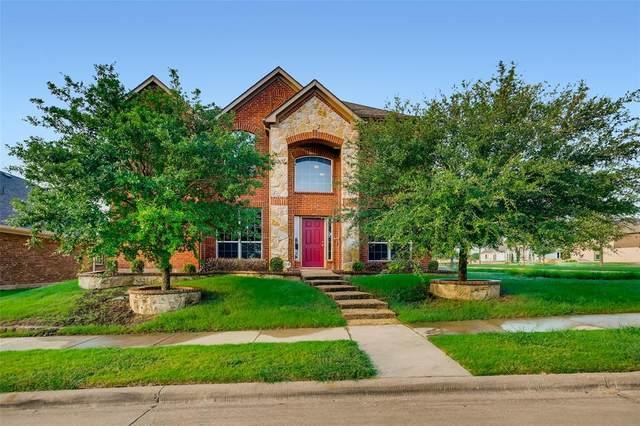 448 Whetstone Street, Desoto, TX 75115 (MLS #14630152) :: RE/MAX Pinnacle Group REALTORS