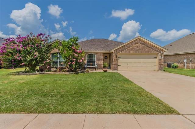 2210 Taylor Drive, Weatherford, TX 76087 (MLS #14630182) :: The Mitchell Group