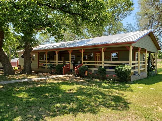 6153 Farm To Market Road 502, Rochelle, TX 76871 (MLS #14630187) :: The Property Guys