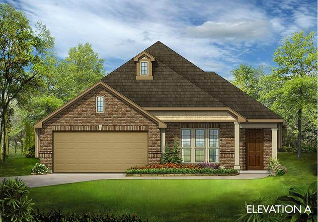 401 Moss Cove Drive, Aubrey, TX 76227 (MLS #14630189) :: Real Estate By Design