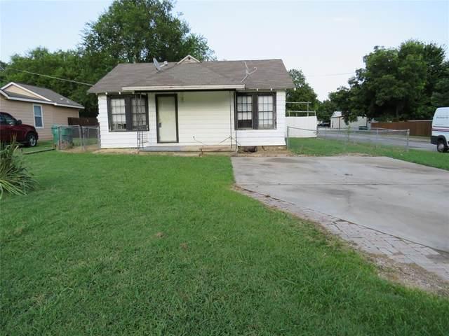 406 N Ruddell Street, Denton, TX 76209 (MLS #14630200) :: Real Estate By Design