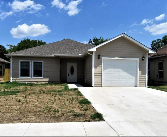 709 S Montgomery Street, Sherman, TX 75090 (#14630204) :: Homes By Lainie Real Estate Group