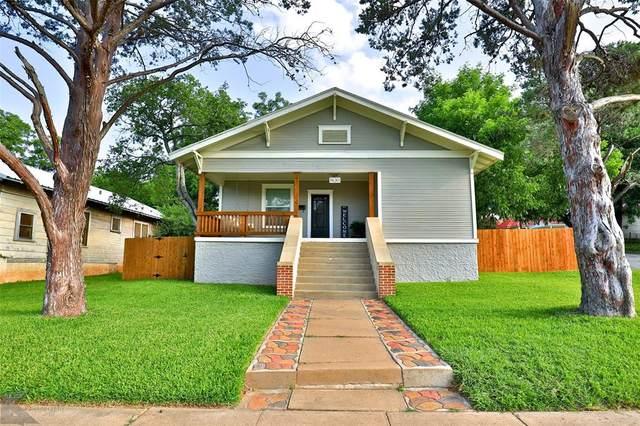 800 W 8th Street, Cisco, TX 76437 (MLS #14630205) :: Crawford and Company, Realtors